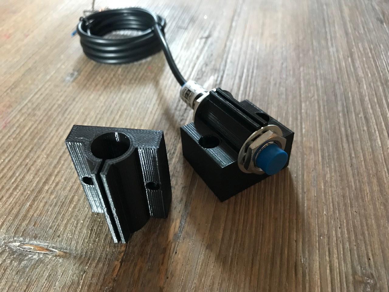 Montagehalter für Induktivsensor