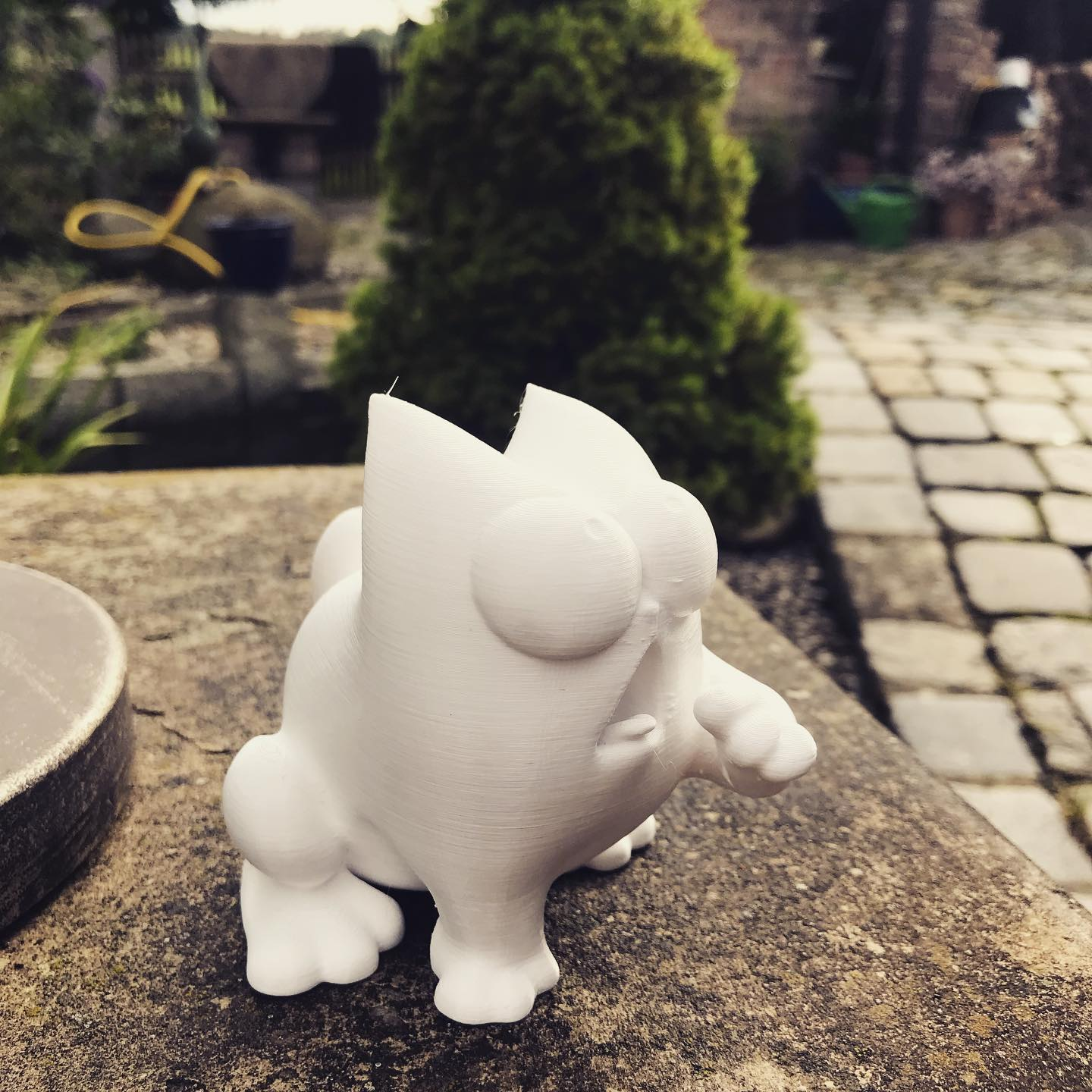 Simon's Hungry Cat (Thingiverse)